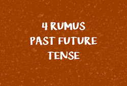 Pengertian Past Future Tense Dan 4 Rumusnya English Witchz