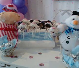 cakepops doctora juguetes