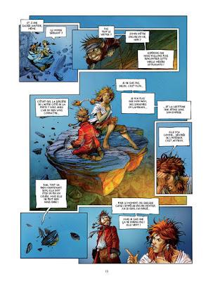 Histoire de voleurs et de trolls T1: l'aventure commence pour Delric et Ysabeau