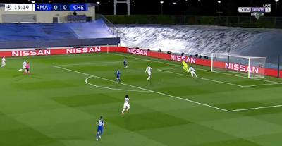 شاهد أهداف مباراة ريال مدريد مع تشيلسي 1-1 دوري أبطال أوروبا 27/04/2021