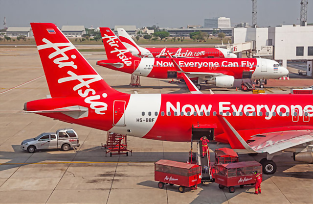 AirAsia recognized as Asia's Leading Low-Cost Airline and Leading Low-Cost Cabin Crew