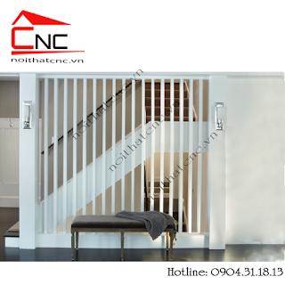 Lam gỗ cầu thang đẹp cho mọi không gian nội thất