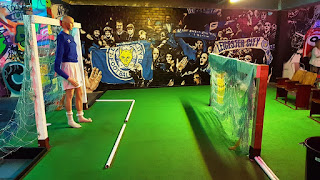Caddyshackers Crazy Golf in Leicester
