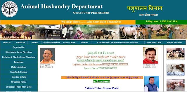 Pashupalan Vibhag Bharti 2020