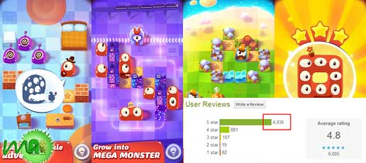 Pudding Monsters HD apk