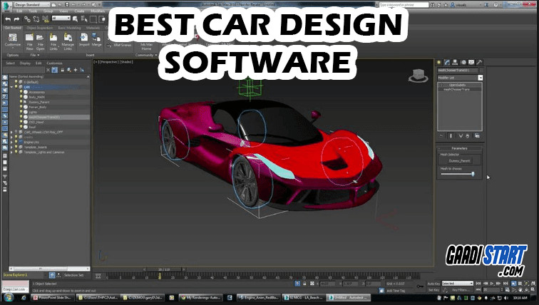Best Software Used In Design Of Car S In Automobile Industry Gaadistart Com The Ultimate Resource For Automobile Information