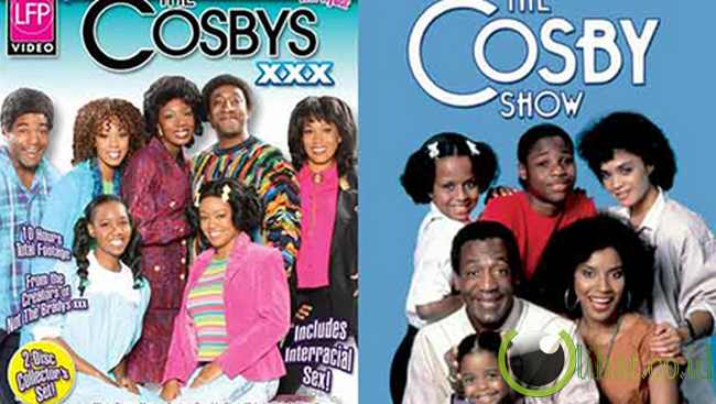 Not The Cosbys XXX (2009)