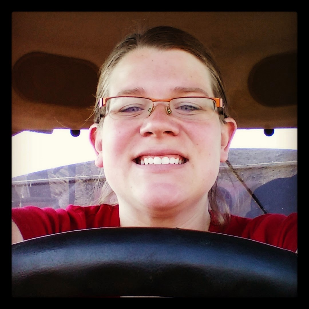 31 Days from a Tractor Seat - Felfie