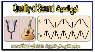 نوع الصوت Quality of Sound