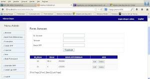 Sistem Informasi Pembayaran SPP Sekolah Menggunakan PHP