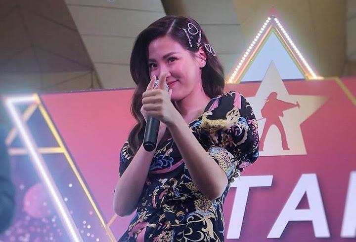 Mỹ nhân Thái Lan khoe vẻ đẹp không góc chết tại sự kiện