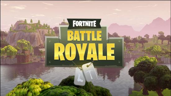 Fortnite Battle Royale - Titre - Full HD 1080p