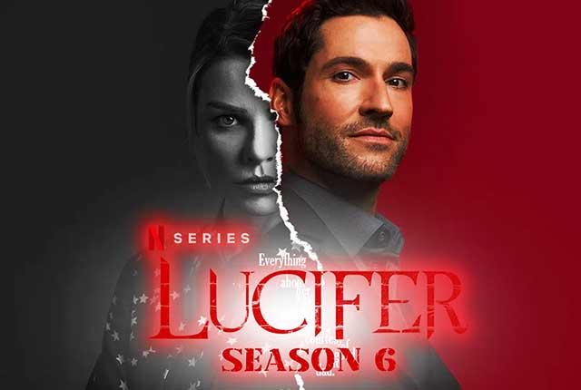 Lucifer Renewed for Season 6 by Netflix
