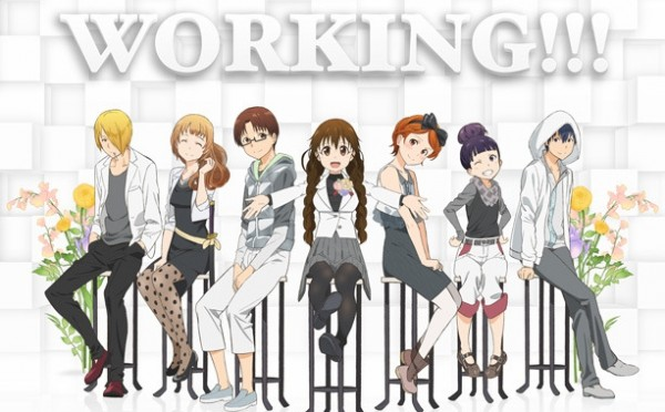 Working!!! BD Episode 01-13 +Special BATCH Subtitle Indonesia
