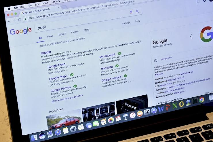Cómo funciona el algoritmo de Google