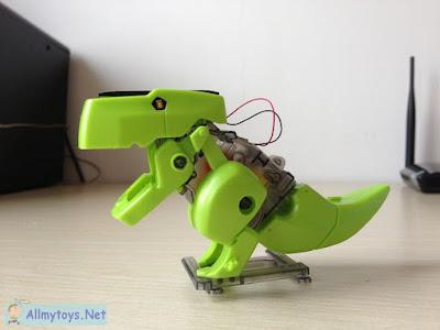 Solar Toy Robot dinosaur