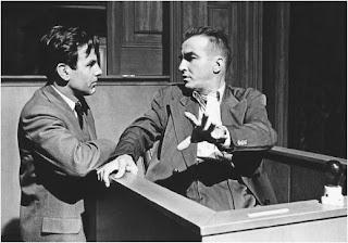 """Cena do Filme """"Juramento de Nuremberg"""""""