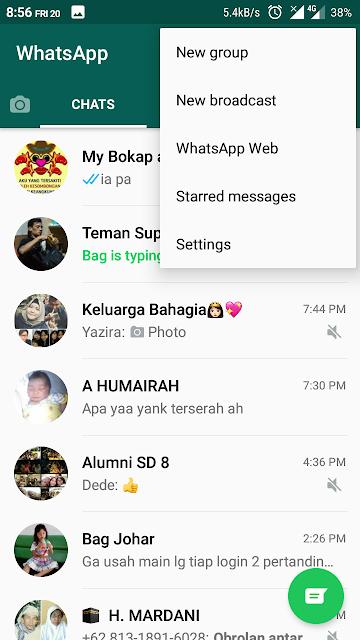 Cara Mengetahui isi WhatsApp Orang Lain Langsung Dari Hape (Mirroring WA)