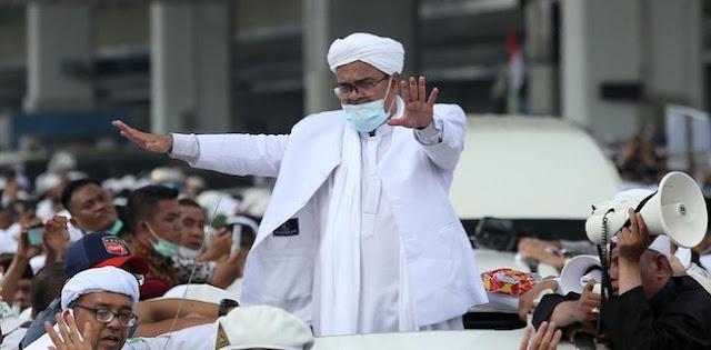 Orang-orang Dekat Habib Rizieq Berharap Pertemuan Dengan Maruf Amin Terwujud