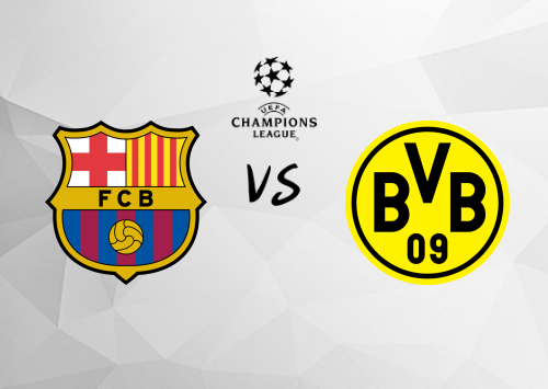 Barcelona vs Borussia Dortmund  Resumen y Partido Completo