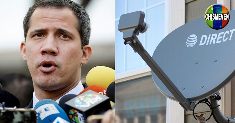 Guaidó dice que DIRECTV podrá volver pronto (como RCTV?)