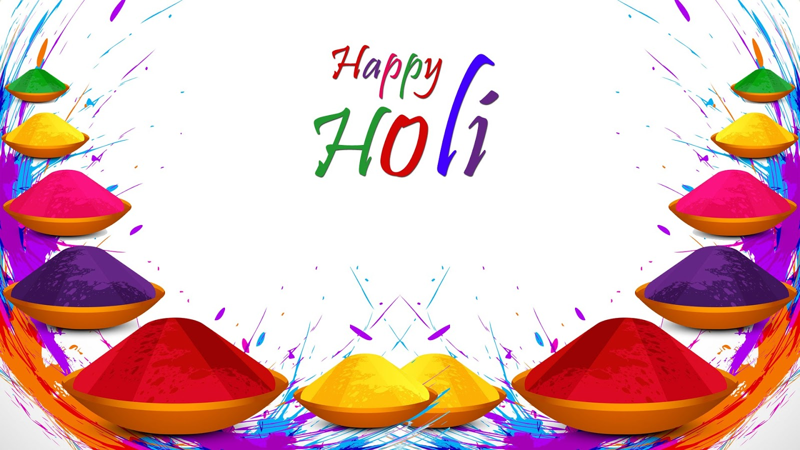 Happy Holi Desktop HD Pics - Holi Shayari Images 2019 new
