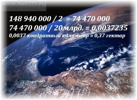 Перенаселение земли, Скоро новый мир