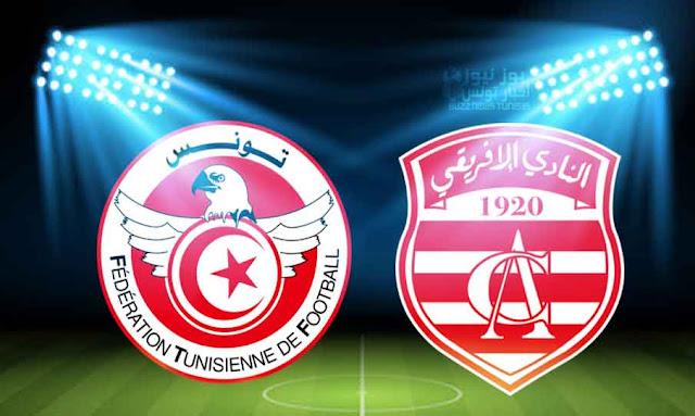 club africain ftf tunisie