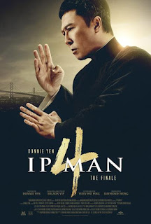 Ip Man 4: The Finale 2019 English 720p CAMRip