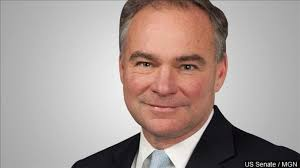 tim kaine on the issues