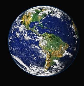 Pengertian Kenampakan Bumi