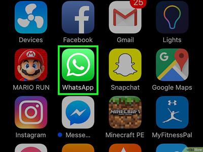 Logout WA Iphone