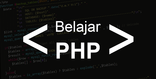 Macam-macam Tipe Data pada PHP