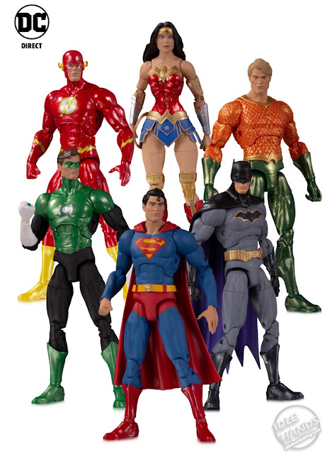 Toy Fair 2020 DC Direct Lineup Action figures