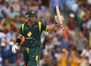 Australia vs India 10th Match CB Tri-Series 2012 Highlights
