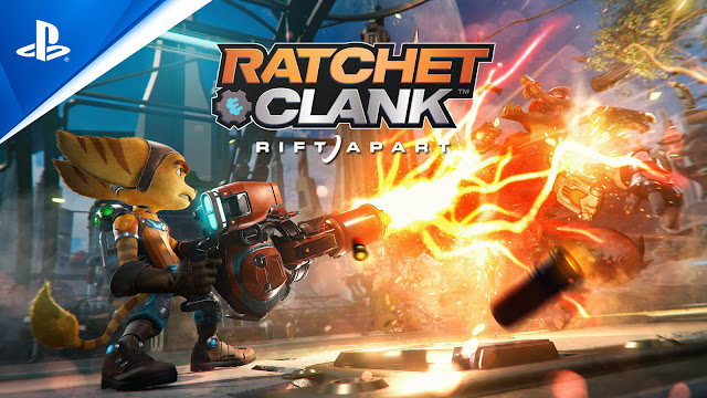 ratchet & clank rift apart ps5 feature highlights insomniac games sony interactive entertainment 2020 third-person shooter perform
