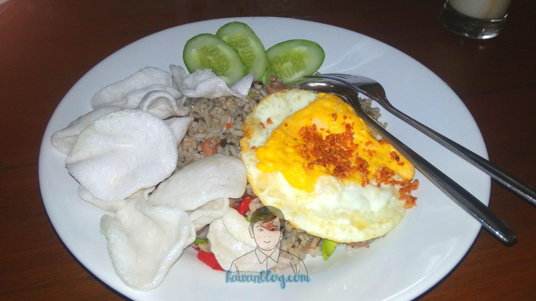 Kulineran Makan Siang di Waroenk Ngopi N..o Aah Tasikmalaya