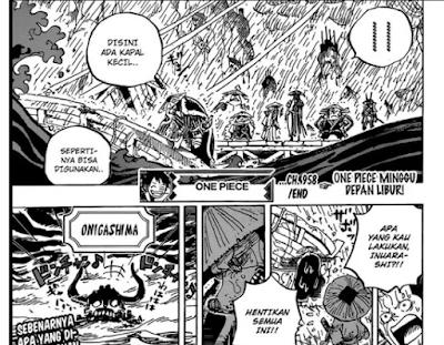 One Piece 959 Prediksi Nakama