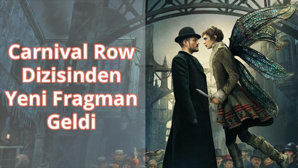 Carnival Row Fragman İzle