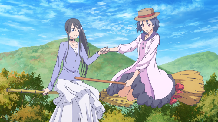 Amanchu Advance (Episode 01 - 12) Batch Subtitle Indonesia