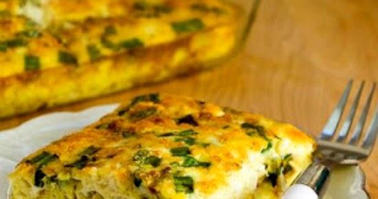 Kalyn's Kitchen®: Broken Arm Breakfast Casserole with ...