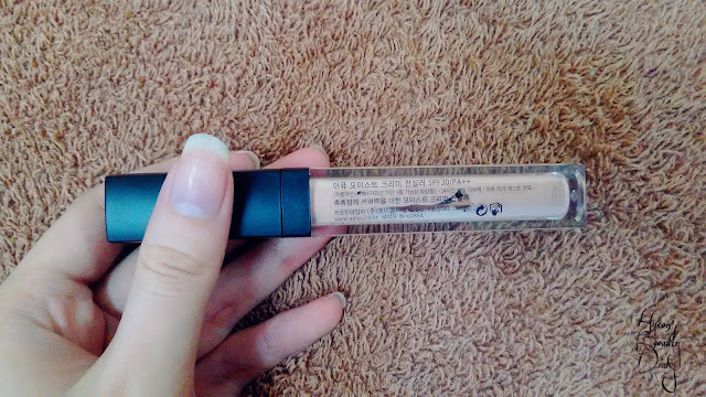 Monthly Project; May 2017 Empties; A'PIEU's Moist Creamy Concealer