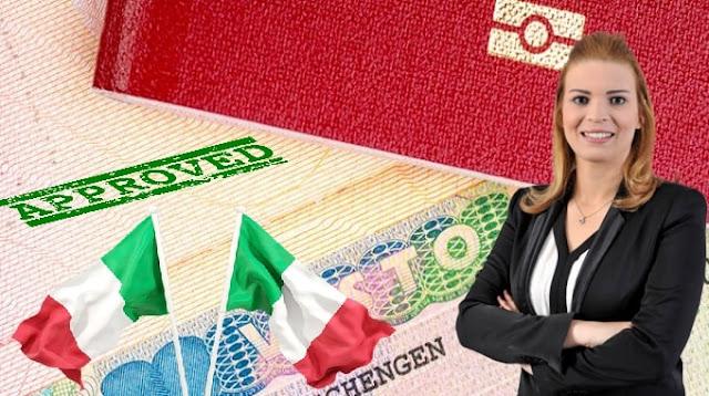 الهجرة الى ايطاليا عن طريق السياحة،  الأوراق المطلوبة للهجرة الى ايطاليا من مصر،  شروط الإقامة الدائمة في إيطاليا،  اللجوء الإنساني في إيطاليا،  فتح الاقامات في ايطاليا،  معلومات عن الهجرة الى ايطاليا،  قانون إيطاليا،