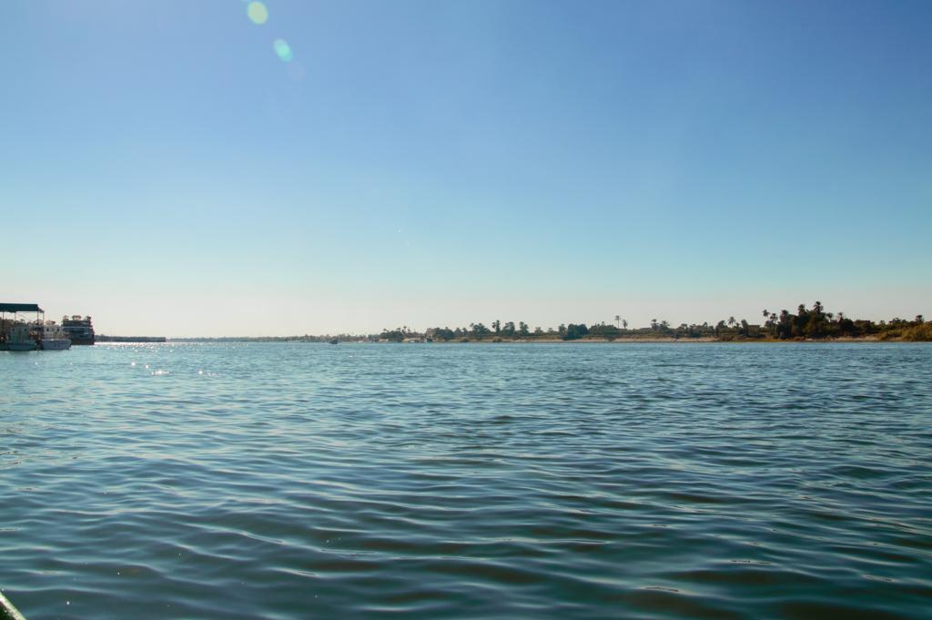 река Нил фото