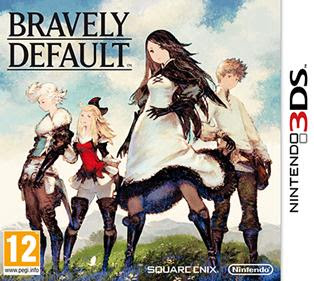 Rom Bravely Default 3DS