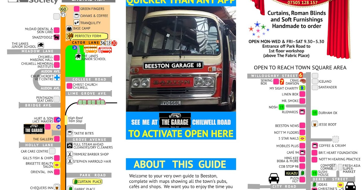 Beestonweek New Beeston Map Ready To Go