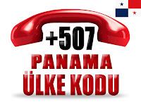 +507 Panama ülke telefon kodu