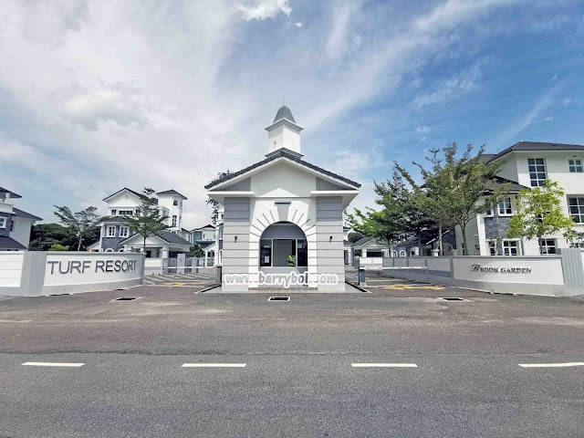 Penang Turf Resort Bungalow For Rent Holiday Penang Influencer Blogger Malaysia
