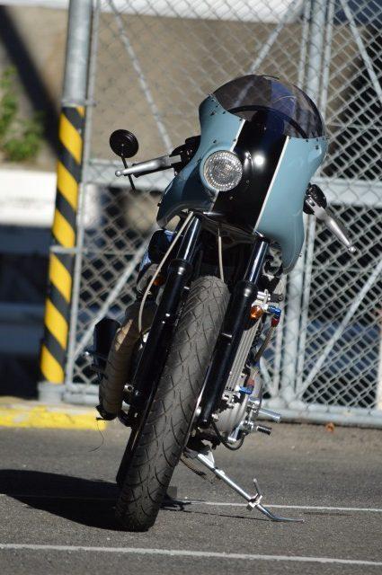 Harley Davidson Sportster XL1200S By An-Bu Hell Kustom