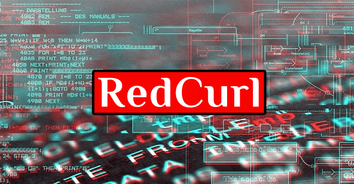 """Rent a Hacker: Russian APT group """"RedCurl"""" Attack Corporate Network to  steal Commercial documents"""